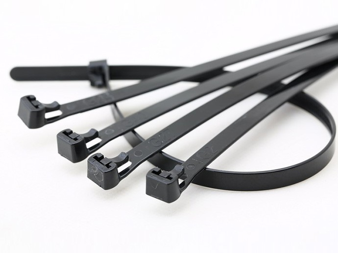 Releasable cable ties